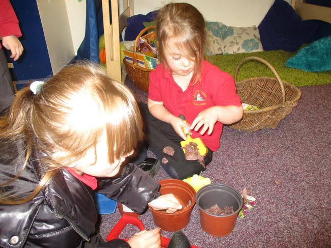 Garden Centre role play