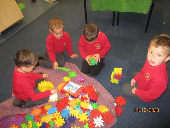 Building windmills