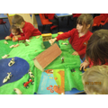 Little Red Hen role play