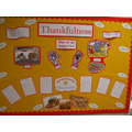 Y1 thankfulness display (current assembly theme)