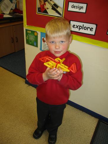 I have made an aeroplane!