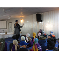 Learning about the 5 K's of Sikhism
