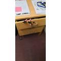 Searchin the Desk