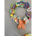 Crafty fun in school ready for Easter