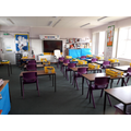 A classroom ready for your return!