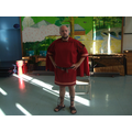 A Roman Centurion embarks!