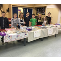 So many cakes were donated! Thank you!