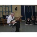 Mr Pye's guitar recital!