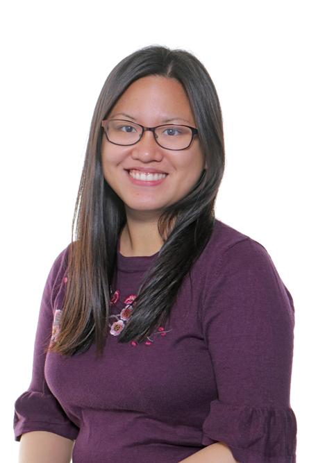 Stephanie Kho,  Maths Lead and Upper Years Phase Leader