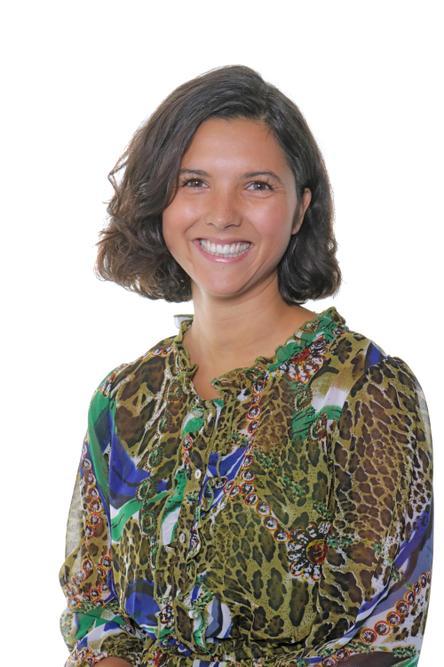Lauren, EYFS Lead and Reception Teacher
