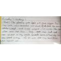 Wafaa's alien story
