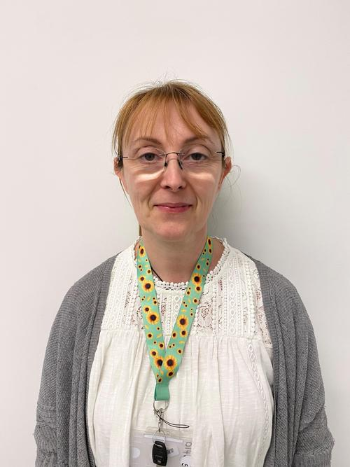 Muriel, Teaching Assistant/SEN Support in Year 2