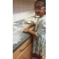 Amina Cooking