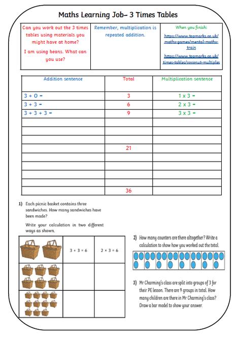 Maths- Task
