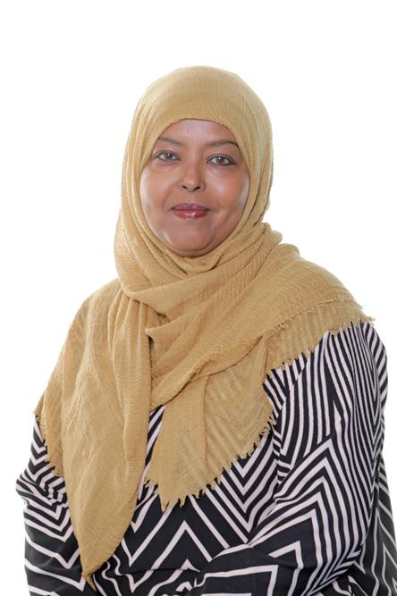 Suad, Teaching Assistant in Year 2
