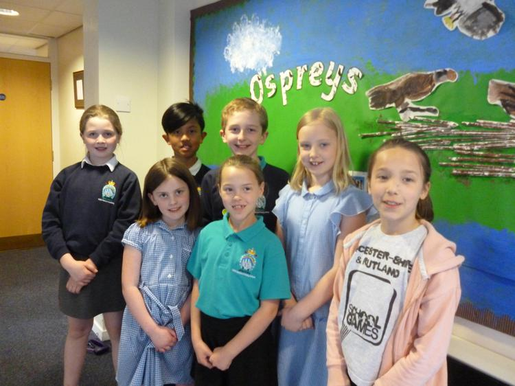 Our Osprey Team