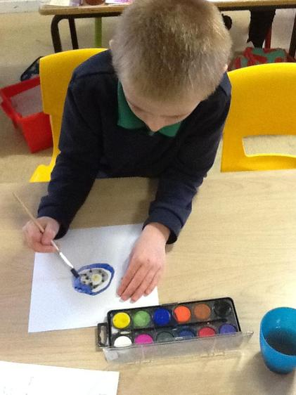 Painting The Dot