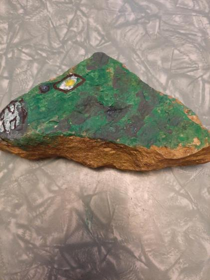 Audrey's stones 1