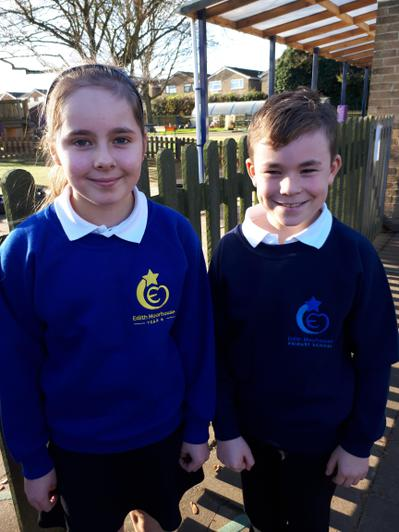 Y6 (left) and rest of school (right)