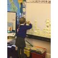 S, finds the total number of birthdays and records