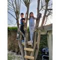 Tree-house shenanigans!