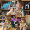 Science experiments at home!