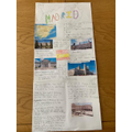 Jack's poster on Madrid - check out all that info!