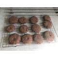 Elise's Nutella cookies!