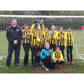 Rushcliffe Girls' Tournament winners April 2019