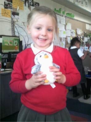 Eddie - Ash Class Penguin