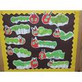 Our balloon caterpillars