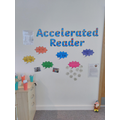 Our Accelerated Reader achievements