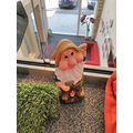 One of the resident gnomes!