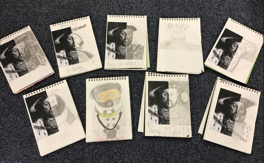 Our portraits of Henry VIII