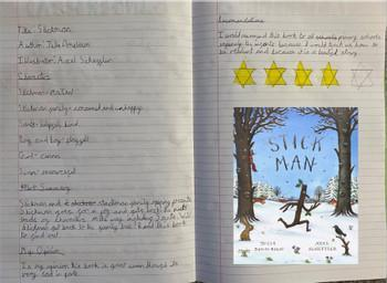 Annie's Book Review