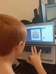 Practising skills online
