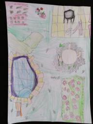 Eva's garden design
