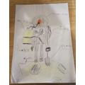 Design a space suit