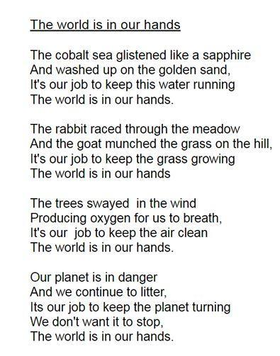 Imogen's Poem