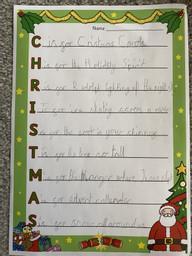 Annie's Christmas Poem