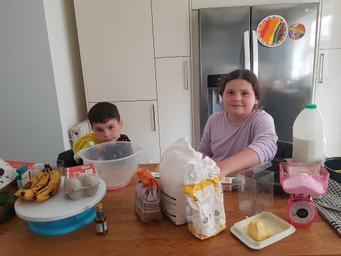 Tayia Cooking