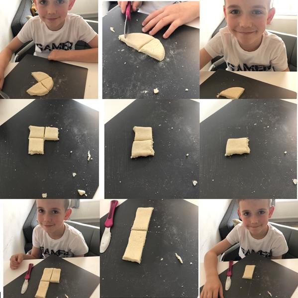Reegan's fractions