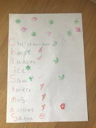 Lacey's Christmas Poem