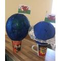 Making model planets.