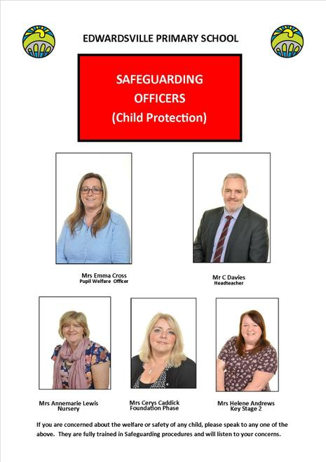 Safeguarding Officers