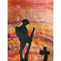Soldier art