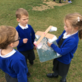 The children counted the rotations.