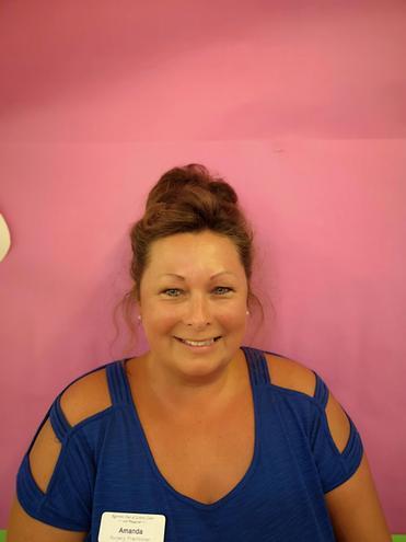 Amanda Wardle - Childcare Practitioner