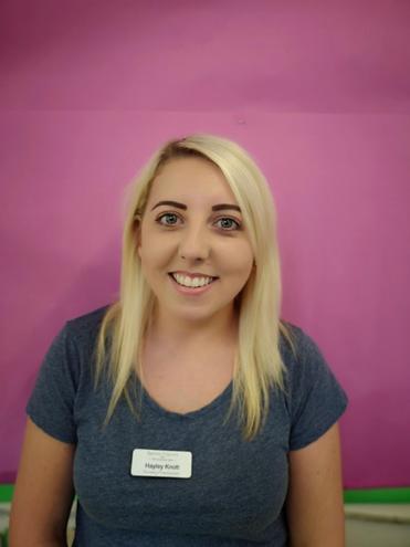 Hayley Knott - Childcare Practitioner