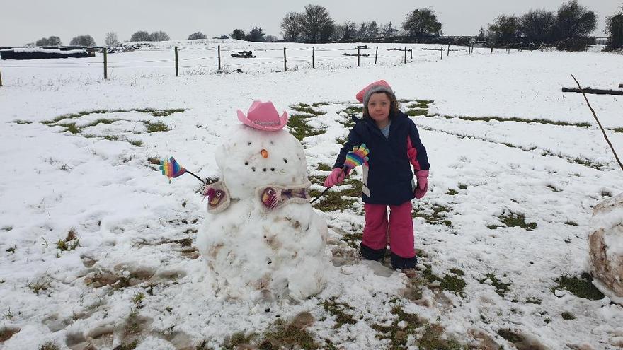 your 'Fun in the snow' photos...